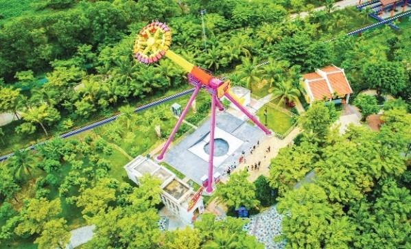 Tổ hợp vui chơi giải trí đã thay đổi diện mạo du lịch Việt như thế nào?