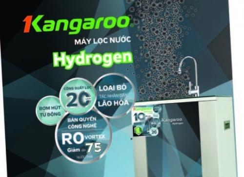 Uống nước có Hydrogen để phòng trừ bệnh tật