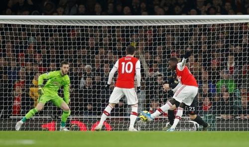 Arsenal 2-0 Man Utd: Chỉ 45 phút là đủ