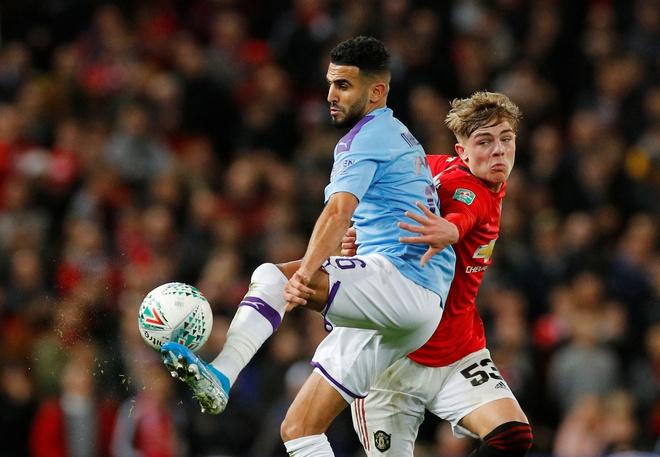 Man Utd 1-3 Man City: 'Quỷ đỏ' thất thủ ngay tại Old Trafford