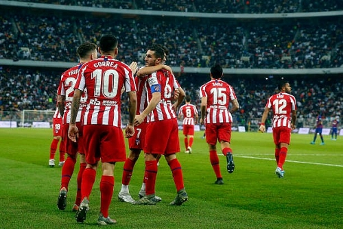 Barcelona 2-3 Atletico Madrid: Gục ngã vì VAR