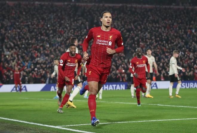 Liverpool 2-0 M.U: Tâm phục khẩu phục