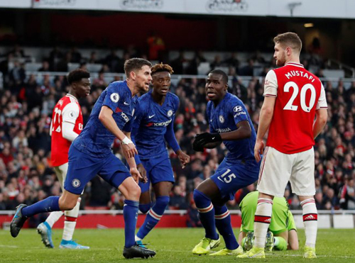 Chelsea - Arsenal: Đua Top 4