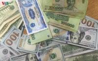 Giá USD bất ngờ đi xuống sau nhiều phiên ít biến động