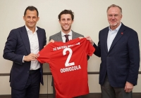 Bayern Munich đón tân binh đầu tiên trong kỳ chuyển nhượng mùa đông