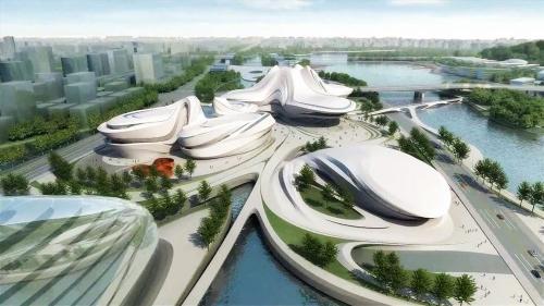 Choáng ngợp những công trình đồ sộ nhất thế giới trong năm 2020