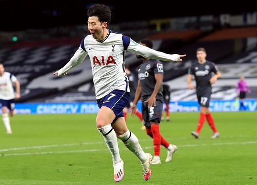 Tottenham 2-0 Brentford: