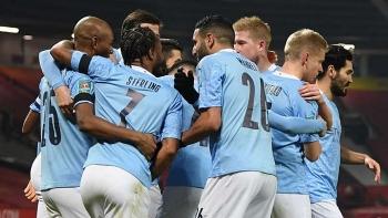 Man Utd 0-2 Man City: Lần thứ 4 của Man