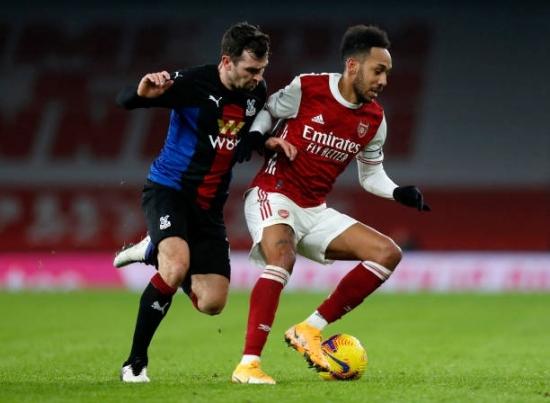 Arsenal 0-0 Crystal Palace: Đứt mạch thăng hoa