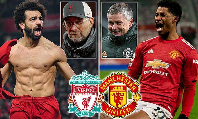 Liverpool - M.U: Đại chiến ngôi đầu