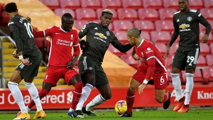 Liverpool 0-0 M.U: Đại tiệc thiếu món chính
