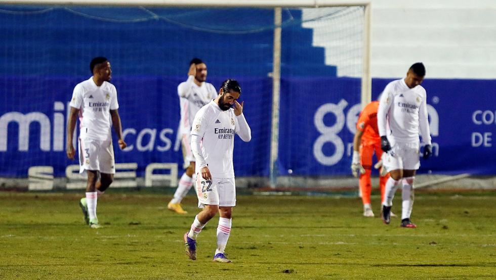 Alcoyano 2-1 Real Madrid: Đại địa chấn