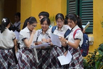 Tuyển bổ sung học sinh vào chương trình tích hợp lớp 10
