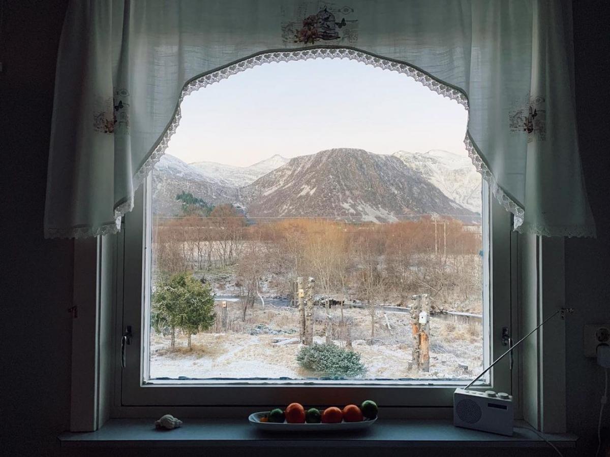 Khung cảnh ở Grytting, Na Uy. Nguồn: windowswap
