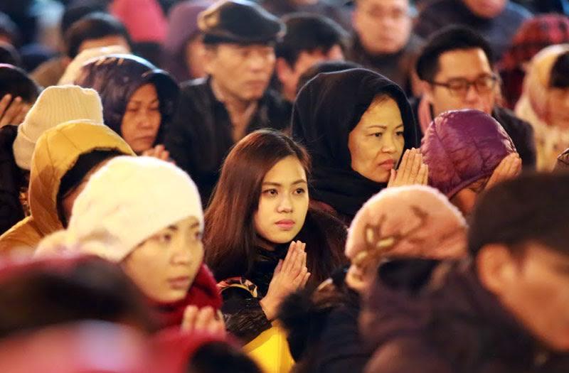 giải hạn, chùa Phúc Khánh, sau la hầu
