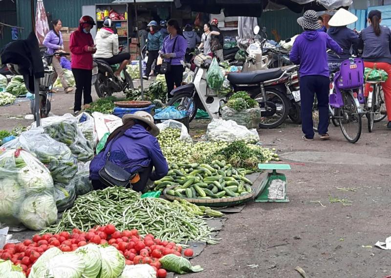 Giá thực phẩm đã ổn định