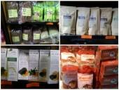 Thị trường thực phẩm chay Rằm tháng Giêng bắt đầu sôi động