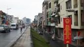 Không đề xuất hạ cốt đê sông Hồng