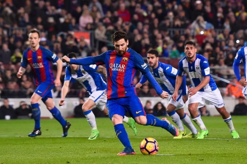 M.U và Tottenham giành vé vào tứ kết FA Cup, Messi lại cứu Barca...