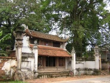 Chùa Mía - làng cổ Đường Lâm