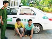 Tội phạm cướp taxi: Ngày càng tinh vi