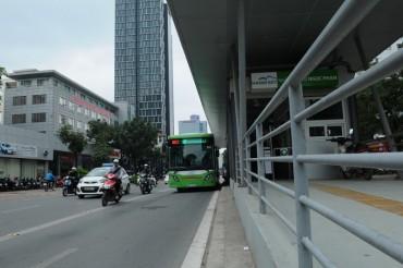 Sau 1 tháng tuyến xe buýt nhanh BRT đi vào hoạt động: Hiệu quả, chất lượng