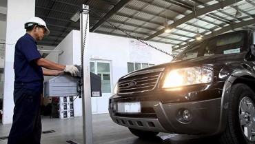 Hàng nghìn ôtô bị từ chối đăng kiểm