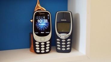 Nokia 3310 hồi sinh sau 17 năm: Có gì khác biệt?