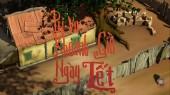 Ngỡ ngàng phim hoạt hình 3D về Tết đậm chất Việt