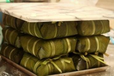 Cách bảo quản bánh chưng ngày Tết Nguyên Đán