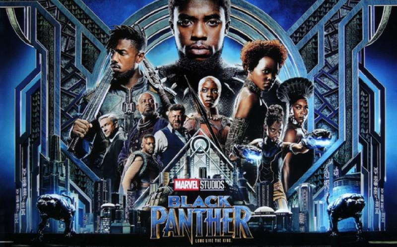 Ngắm loạt poster nhân vật cực ngầu của Black Panther: Chiến Binh Báo Đen