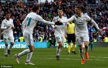 Real Madrid 4-0 Alaves: Hơn 2 tháng Real mới có lần đầu 'sạch lưới'