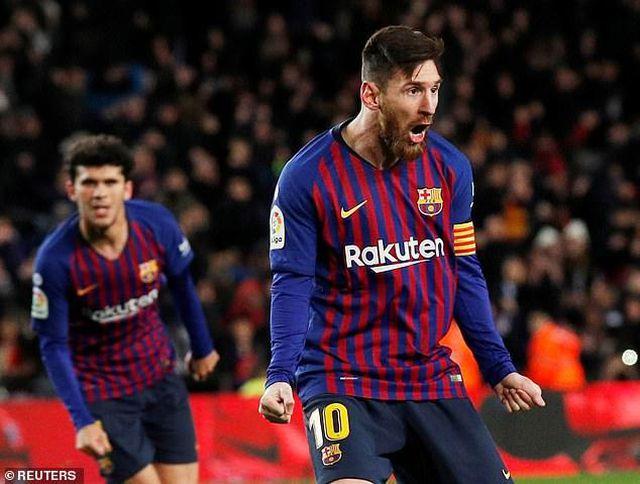 Barca 2-2 Valencia: Messi lập cú đúp, Barca vẫn bị cầm hòa trên sân nhà