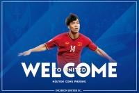 Công Phượng chính thức đầu quân cho CLB Incheon United