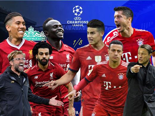 Liverpool - Bayern: Lấy công bù thủ