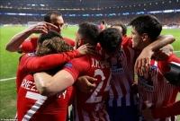 Atletico 2-0 Juventus: 'Lão bà' vẫn gục ngã dù được VAR hỗ trợ