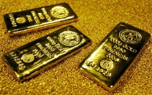 Giá vàng SJC và vàng thế giới cùng tăng nhẹ