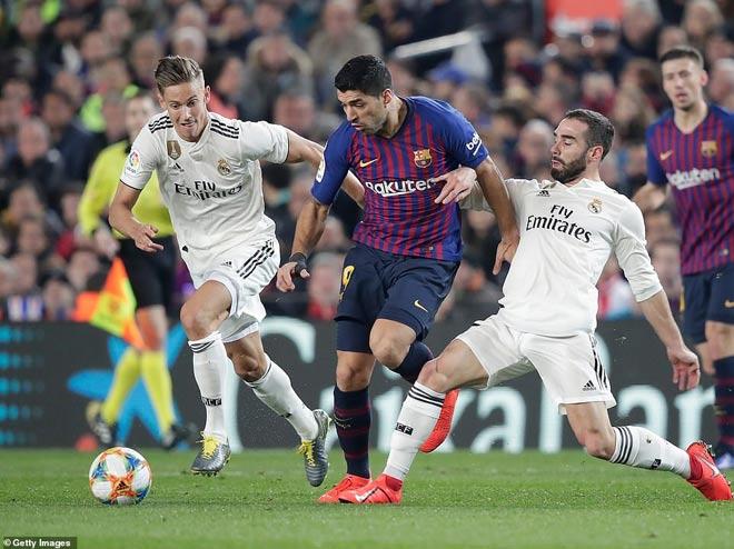 Real Madrid - Barcelona: Đại chiến giành vé vào chung kết