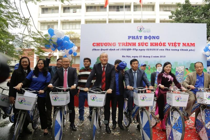 """Chương trình """"Sức khỏe Việt Nam"""": Vì mục tiêu phát triển bền vững"""