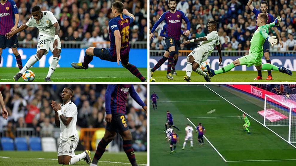 Real Madrid 0-3 Barcelona: Tiếc cho 'kền kền' trắng