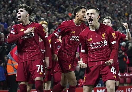 Liverpool 1-0 Shrewsbury: The Kop đấu Chelsea ở vòng 5 FA Cup