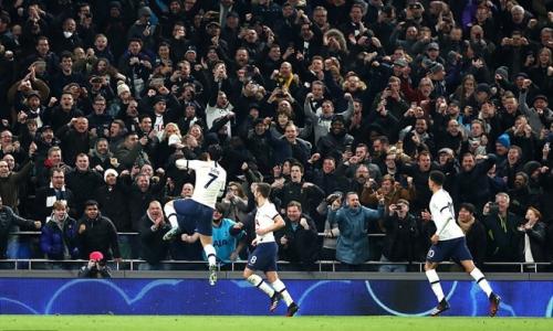 Rượt đuổi tỷ số nghẹt thở, Tottenham ghi tên vào vòng 5 FA Cup