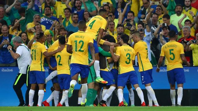Đại thắng Argentina, U23 Brazil chính thức giành vé dự Olympic Tokyo 2020