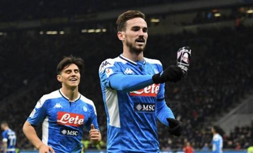 Inter Milan 0-1 Napoli: Gục ngã tại Giuseppe Meazza