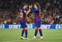 Barcelona 2-1 Getafe: Vẫn nỗi lo hàng thủ