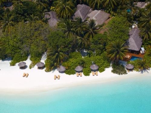 Cận cảnh khu nghỉ dưỡng lãng mạn nhất thế giới