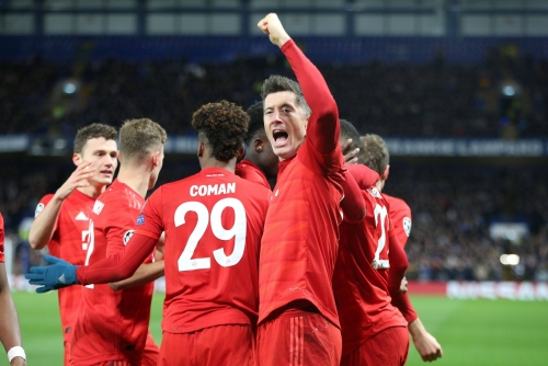 Chelsea 0-3 Bayern: