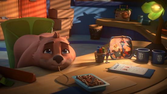 """Ba phim hoạt hình dễ thương sẽ """"công phá"""" rạp chiếu Tết"""