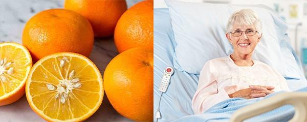 Các loại trái cây họ cam giúp tăng sức khoẻ cho người bệnh tiểu đường. Đồ hoạ: Phương Linh.