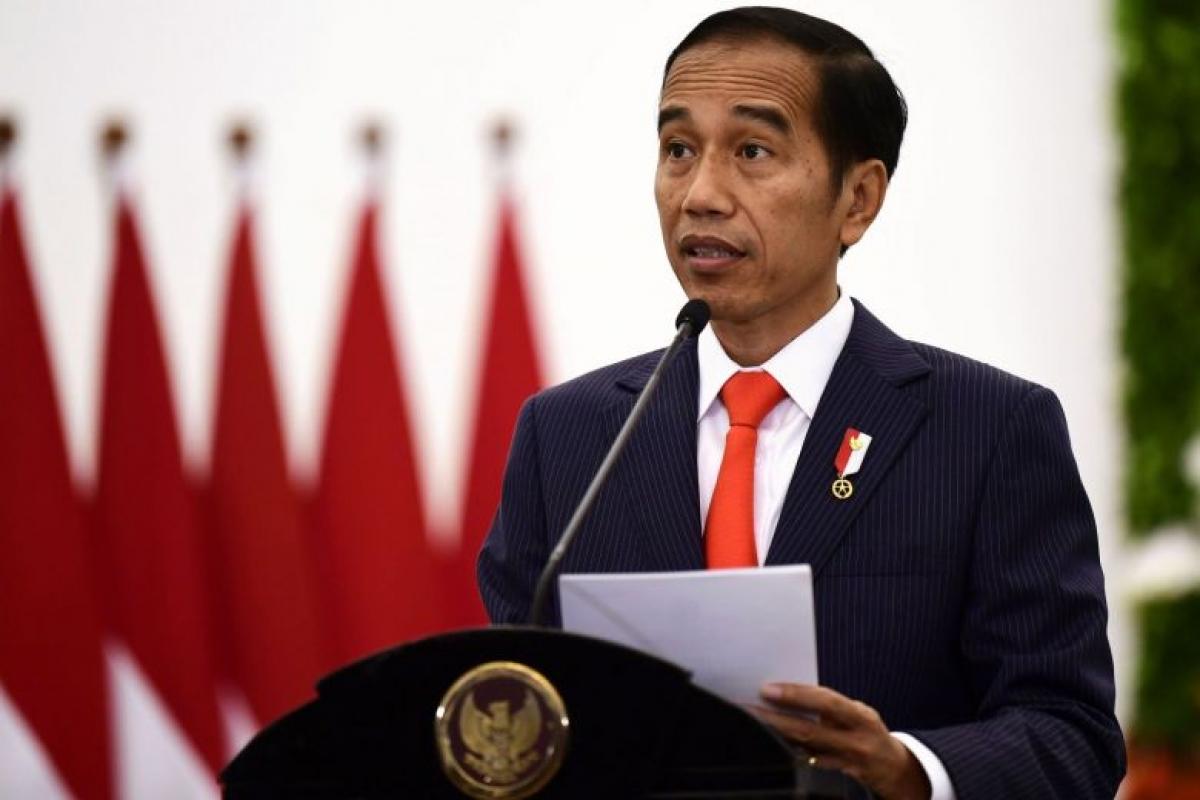 Tổng thống Indonesia Joko Widodo. Ảnh: KT